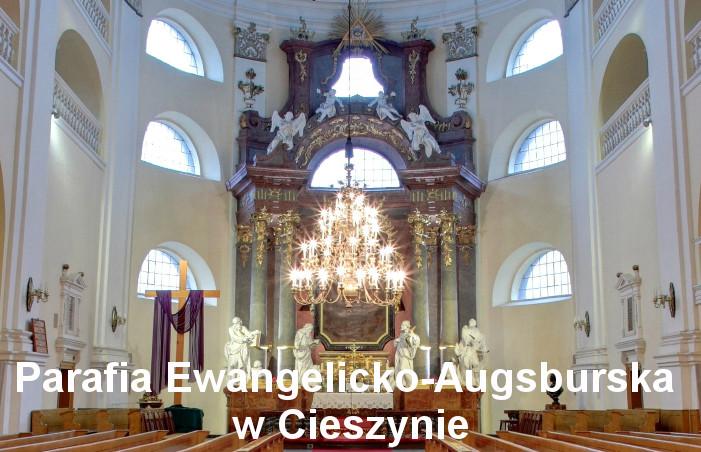Parafia Ewangelicko-Augsburska w Cieszynie