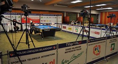 Mistrzostwa Polski w Pool Bilard - Starachowice